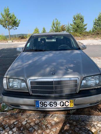 Mercedes C220 Ótimo estado