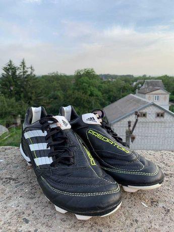 Бутсы , копы Adidas Predator Оригинал р(38)