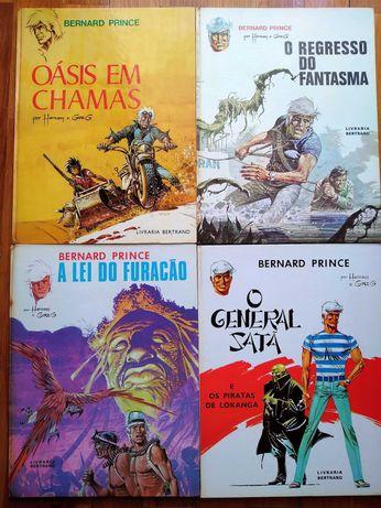 Bernard Prince (primeiras edições)