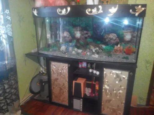 Продам аквариум б/у в хорошем состоянии