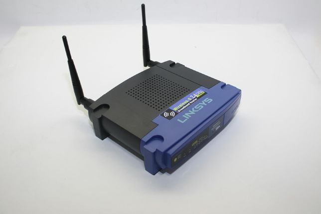 Router Linksys WRT54GL 1.1