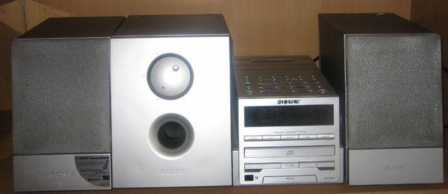 Mini wieża Sony z subwoferem. Sprzedane !!