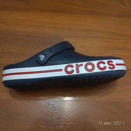 Крокс Crocs Оригинал unisex размер 42 EUR практически новые