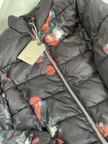 Zara nowa kurtka pikowana na jesień zimę 152