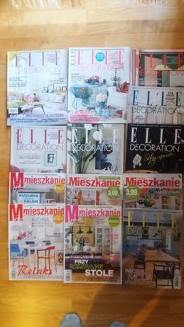 Alle Decoration, M jak mieszkanie i inne czasopisma o wnętrzach