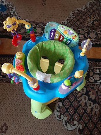 trampolina- skoczek