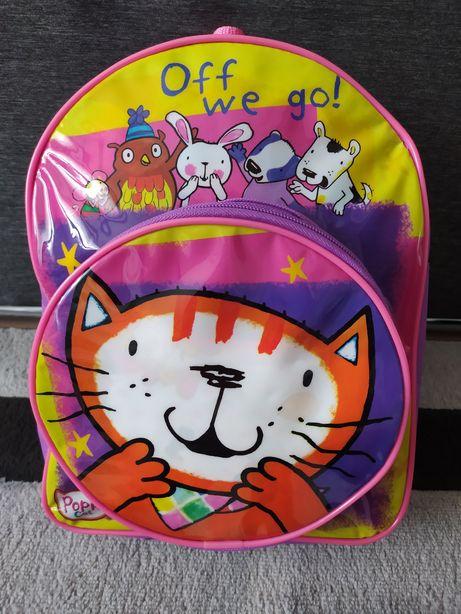 Рюкзак дошкольный, новый ранец, портфель.