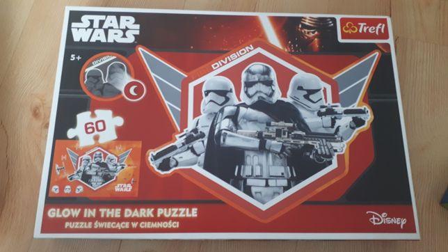 Puzzle Trefl Star Wars świecące w ciemności
