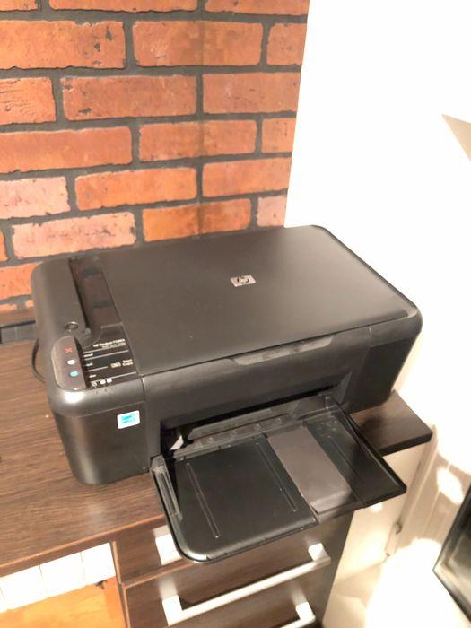 Принтер сканер HP Deskjet F 2483 Мукачево - изображение 1