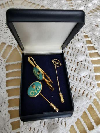 3 Alfinete de gravata Opel, emblema, broche, símbolo vintage antigo
