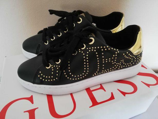 Buty Guess sneakersy Nowe 38