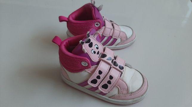 Buty Adidas roz 21