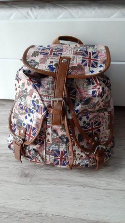 Nowy plecak vintage
