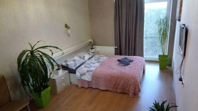 Свободно! Уютные апартаменты посуточно, почасово в ЖК Комфорт-Таун.