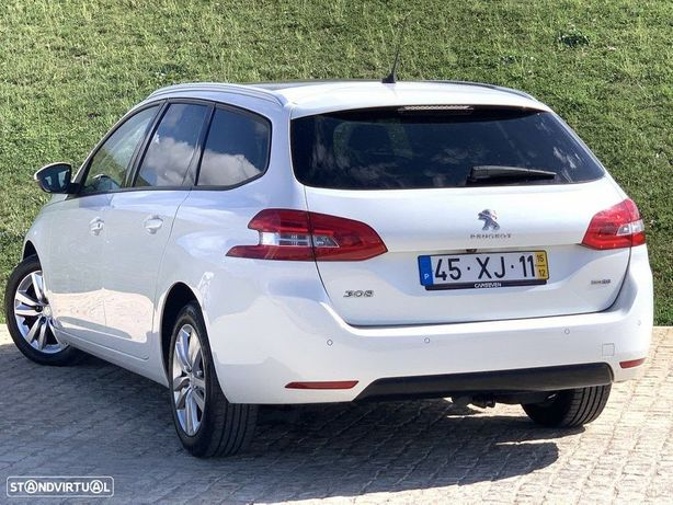 Peugeot 308 SW 1.6Blue-HDi Allure Tecto GPS