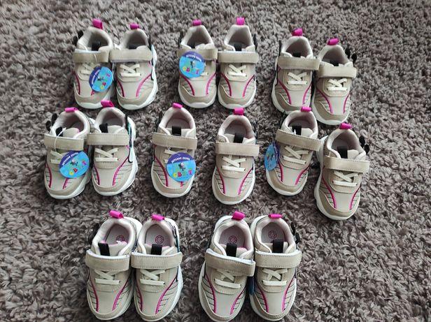 Кросівки дитячі для дівчаток з підсвіткою