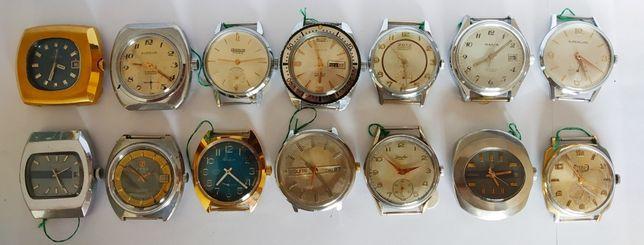 Relógios antigos*Gavis*Cristalor*Fesa*Douglas*Fralux*Magia*Otaka