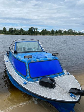 катер скоростной дешево, СУПЕРТЮНИНГ Амур-2 Yamaha 100 л.с.