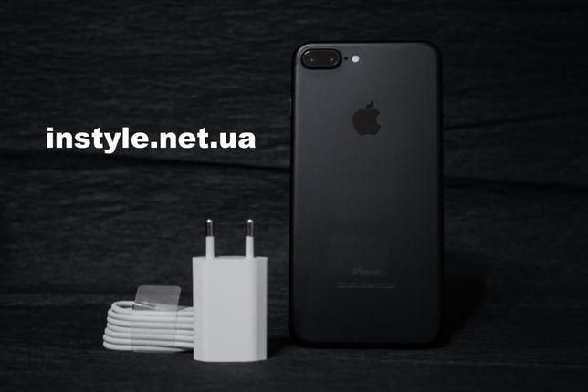 IPhone 7 Plus 32GB/128GB Black Neverlock •8Plus • X *INSTYLE.NET.UA*