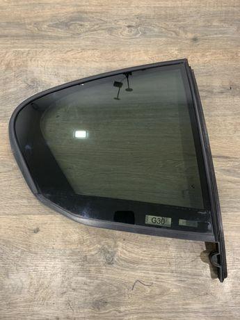 BMW 5 G30 2018,2019,2020 заднее боковое стекло R L