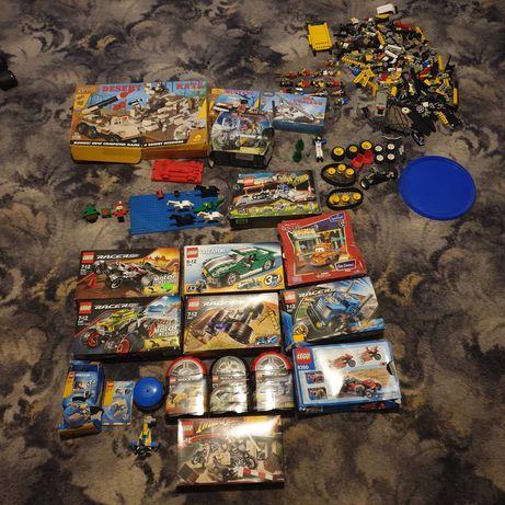 Klocki lego indiana jones lego racers lego creator cobi lego koniki
