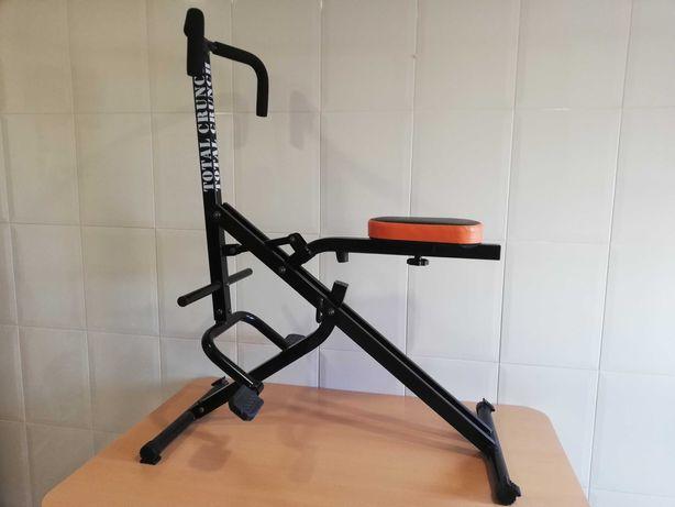 Máquina de cardio-fitness multifuncional