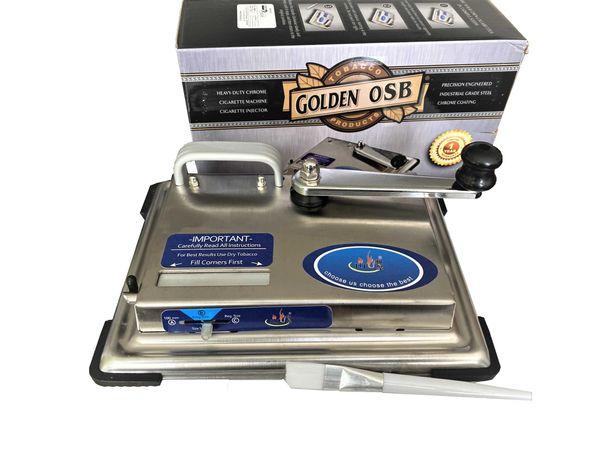 tłokowa  maszynka nabijarka papierosów c51 ręczna metalowa