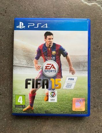 Vendo Jogo Fifa 2015 Original para PS4