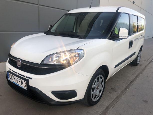 Fiat Doblo Maxi Kombi 1.4 5 os. 2018 fv