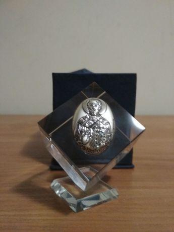 Kostka Święty Mikołaj (srebro)