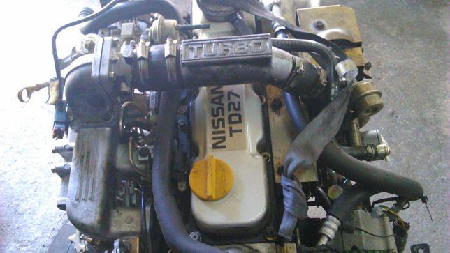 Motor nissan Terrano 2.7 td