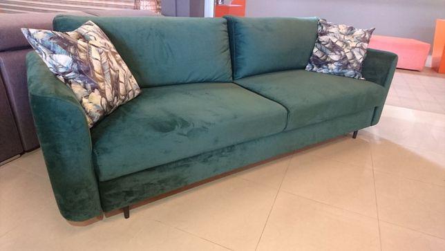 Sofa rozkładana ALTO Caya Design funkcja spania pojemnik na pościel