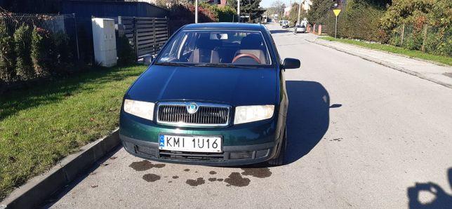 Skoda Fabia benzyna 1.4 2002rok