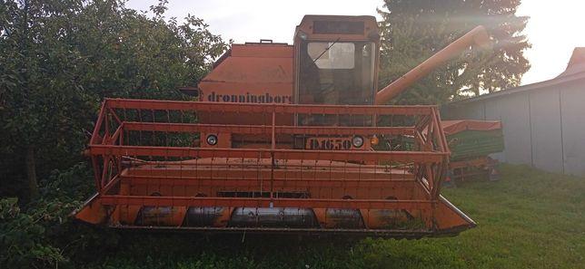 Kombajn dronningborg D1650