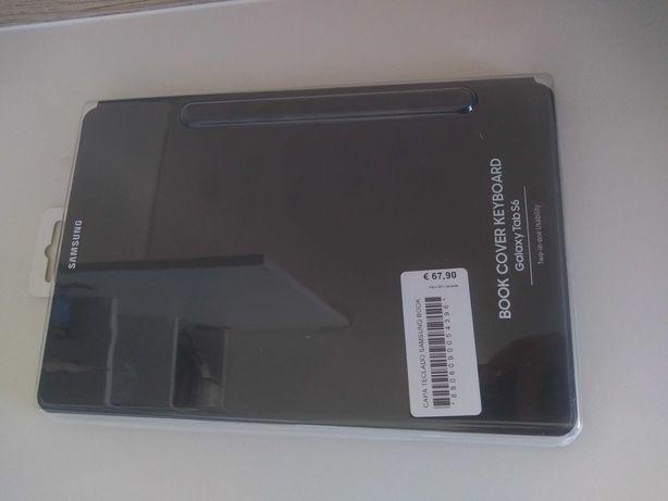 Capa teclado Samsung tablet S6