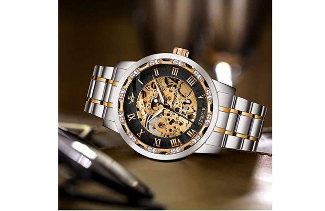 Relógios a corda, acero inoxidável Prenda - Novo - Ilha da Madeira