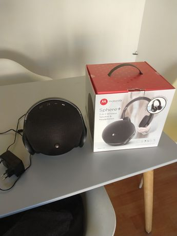 Motorola sphere +głośnik+słuchawki