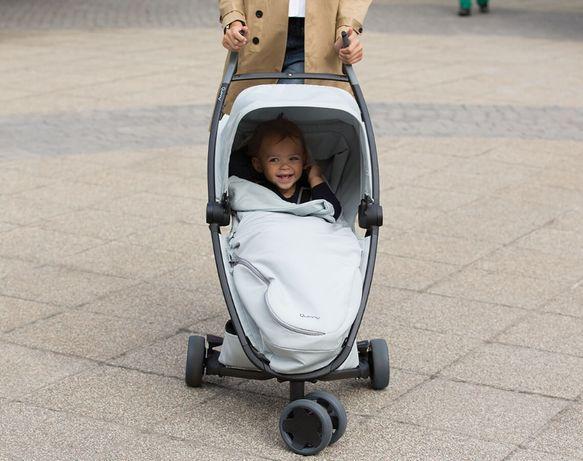 QUINNY saco compativel com carro de passeio, para manter bébé quente