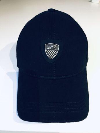 Emporio Armani czapka z daszkiem
