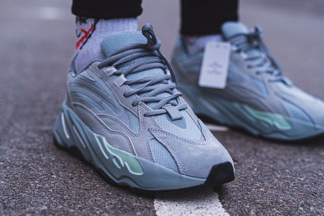 Adidas Yeezy Boost 500 V2 Hospital Blue