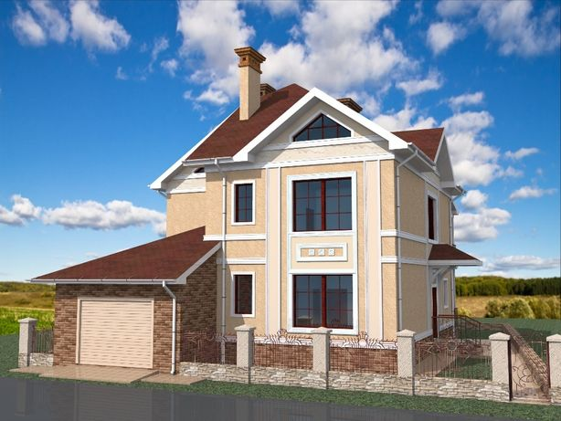 Архитектор, проект дома, реконструкция