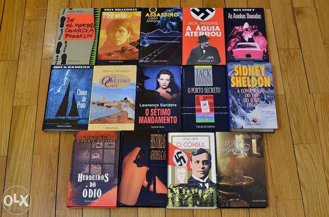 Livros do Circulo de Leitores