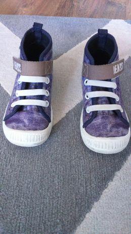 Buty półbuty trampki 26 wkladka 16 cm