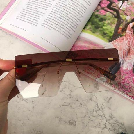 Stylowe okulary damskie przeciwsłoneczne