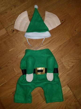Одежда для любимца/новогодний эльф