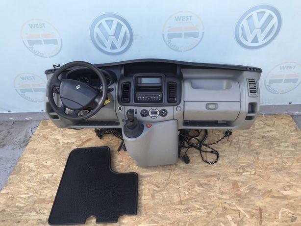 Trafic Vivaro 2013 2014 панель подушка руль airbag
