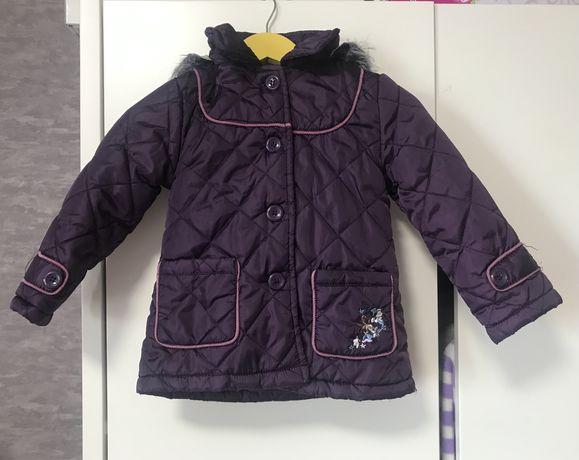 Продам курточку  F&F для девочки на 2-3 года