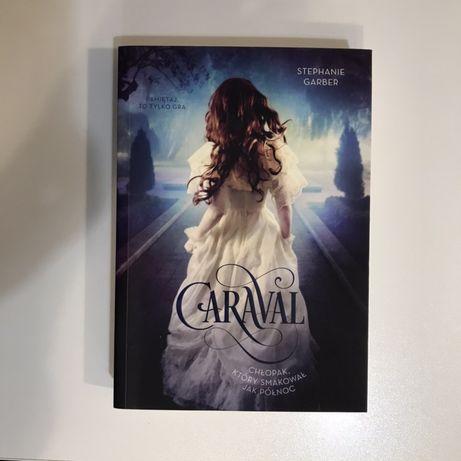 Książka młodzieżowa Caraval - Stephanie Garber