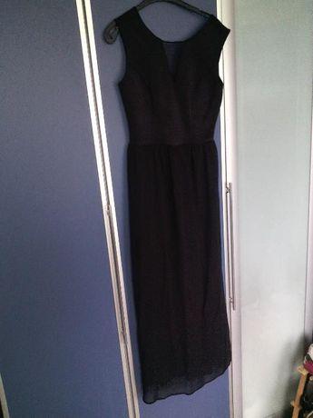 Sprzedam nową długą sukienkę studniówkową