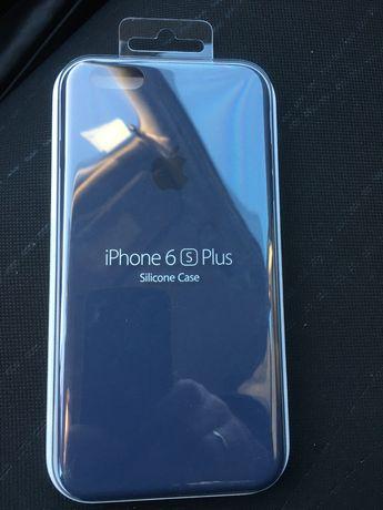 Nowe silikonowe etui iPhone 6s, plus